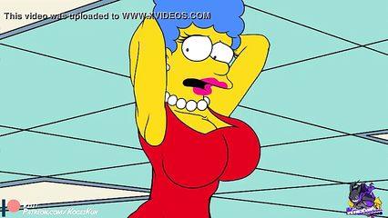 Nackt bart gay simpson Bart's Gay